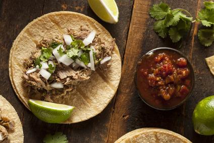 Nuevas recetas de Tacos sin gluten
