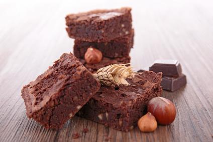 3 Recetas de Brownies sin gluten