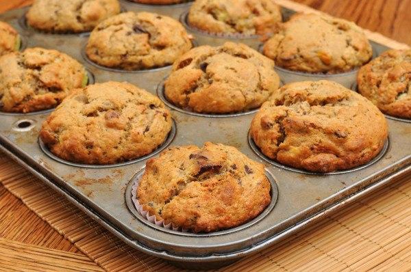 Recetas sin gluten Muffins